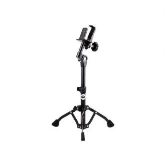 Stand pour bongos - Modèle court - noir