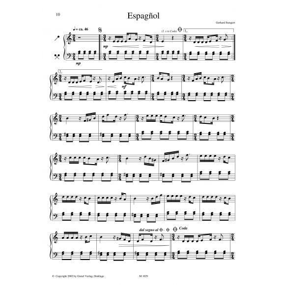 HOLZENKAMP Felix / STENGERT Gerhard : 13 Pièces pour marimba