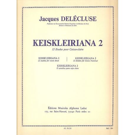 DELECLUSE Jacques : Keiskleiriana 2