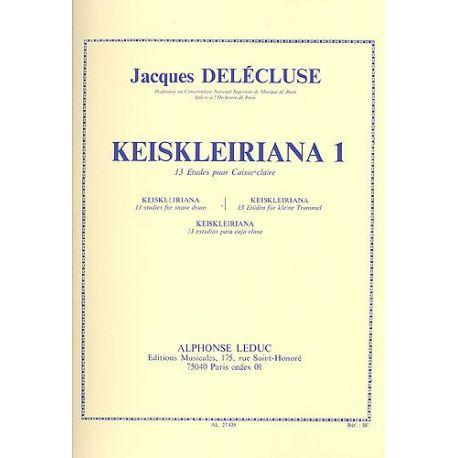 DELECLUSE Jacques : Keiskleiriana 1