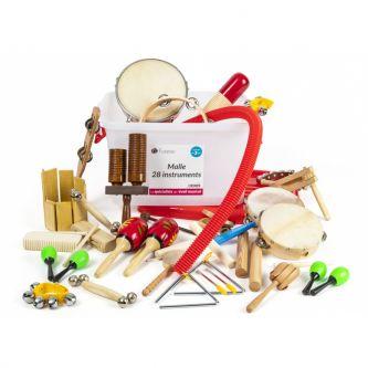 Malle 26 instruments