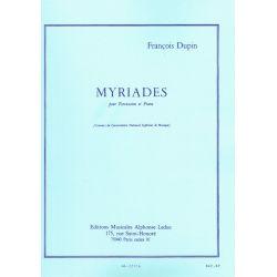 DUPIN Francois : Myriades