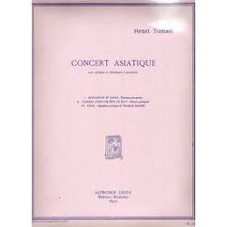 TOMASI Henri : Concert asiatique