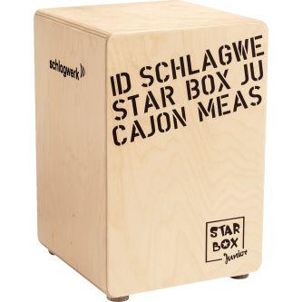 "Cajon enfant ""Star Box"""