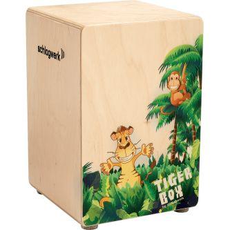 "Cajon enfant ""Tiger Box"""