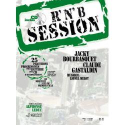 BOURBASQUET Jacky et CASTALDIN Claude : R'n'B Session