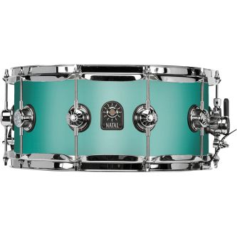 "Caisse claire ""Cafe Racer"" 14"" x 5.5"" - Sea Foam Green"