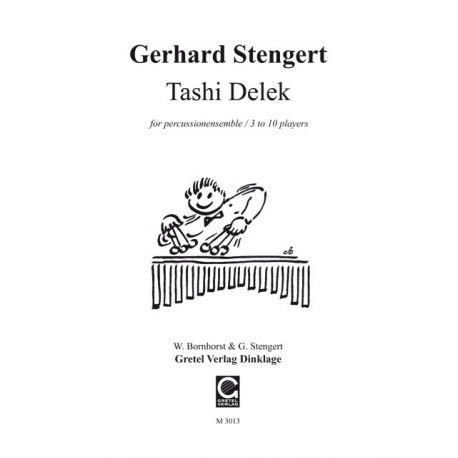 STANBERT GERHART : Tashi delek