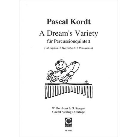 KORDT Pascal : A dream's variety