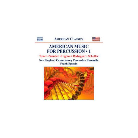 Ensemble Percussion American music for percussion I