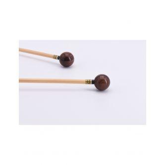Paire de baguettes en palissandre de xylophone - Modèle Orchestre 2