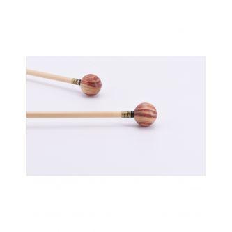 Paire de baguettes en rosewood de xylophone - Modèle Orchestre 3