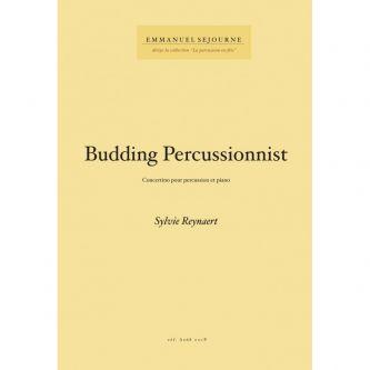 REYNAERT Sylvie : Budding Percusionnist