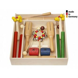 Set de Percussions - 12 Instruments
