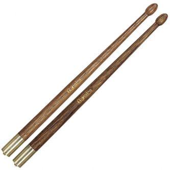 Paire de baguettes de tambour