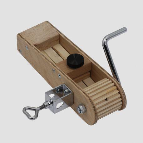 Crécelle avec contrôle de volume et attache