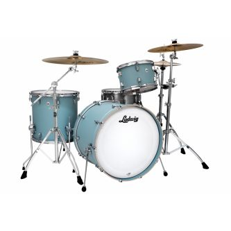 "Kit ""Neusonic"" Skyline blue 3 fûts"