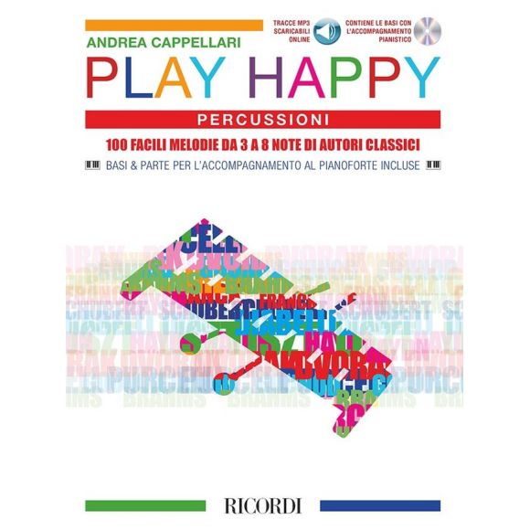 Play Happy pour claviers de percussions
