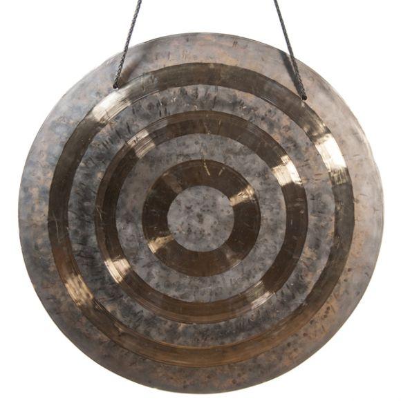 Gong planétaire Lune 50 cm