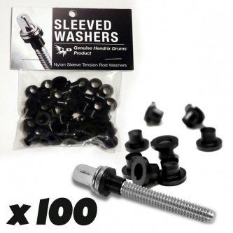 Rondelles Noires (X100)