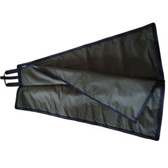 Paire de housses pour lames vibraphone 3 ou 3,5 octaves