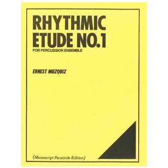 MUZQUIZ Ernest : Rhythmic Etude No. 1