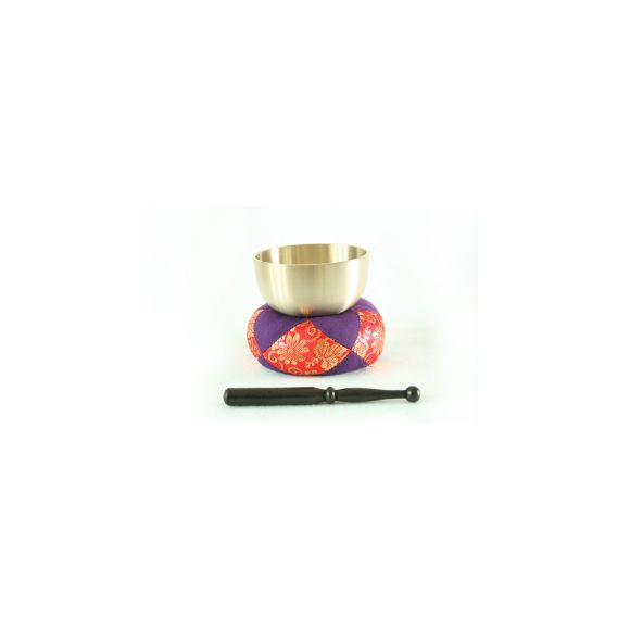 Bol thibétain - Dharma Ø 78 mm