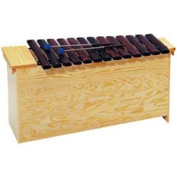 Xylophone Basse diatonique