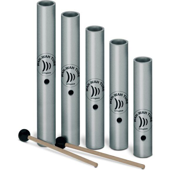 Set de 5 wha-wha tubes