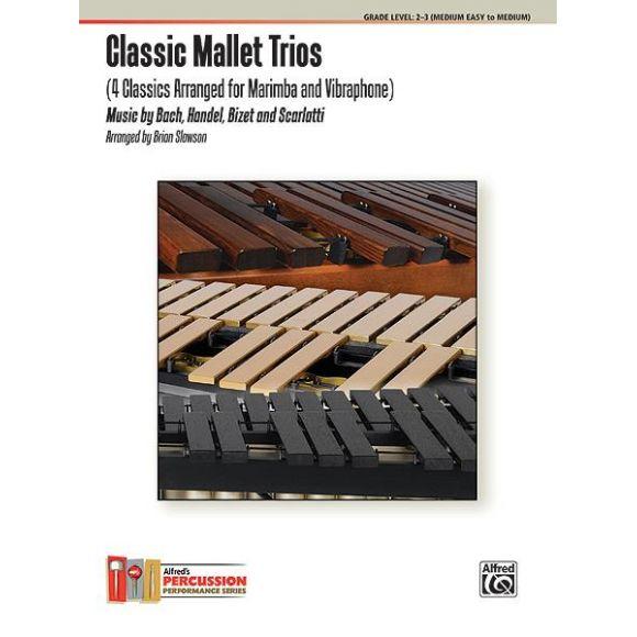 Classic Mallet Trios - Vol. 1