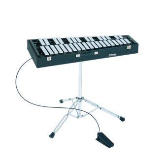 Glockenspiel valise 2,5 octaves avec pédale