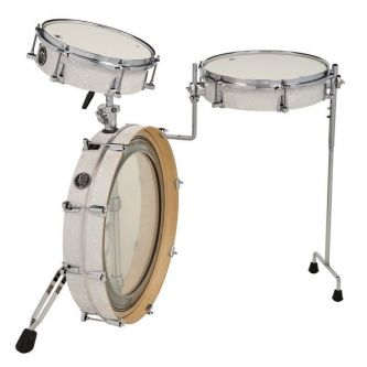 Jeu de fûts Performance Low Pro Kit 20""