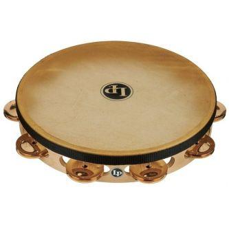 "Tambourin 10"" Pro 1 rangée ""Bronze"""