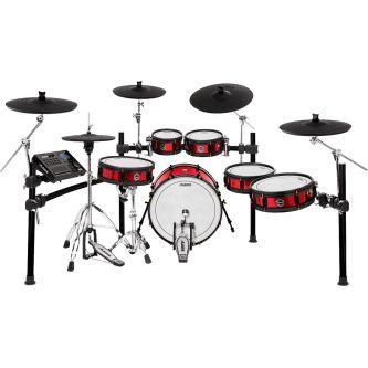 Kit électronique Mesh 6 fûts - 5 cymbales noir