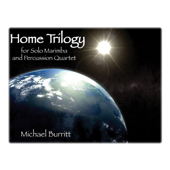 BURRITT Michael : Home Trilogy