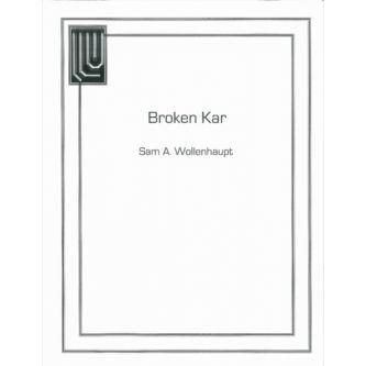 WOLLENHAUPT Sam : Broken Kar