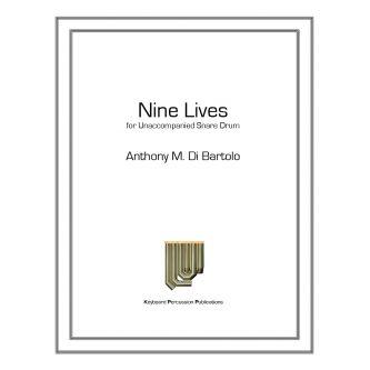 DI BARTOLO Anthony : Nine Lives