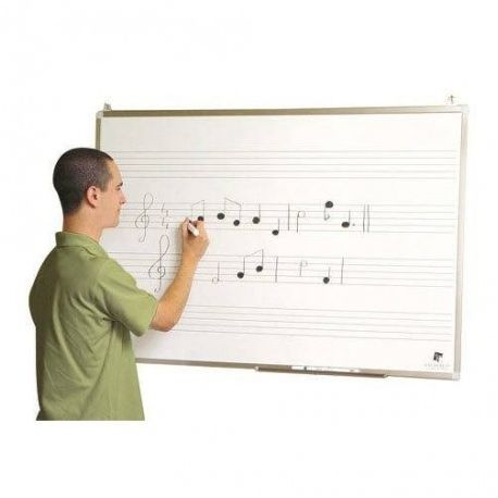 Tableau musique 120 x 80 cm
