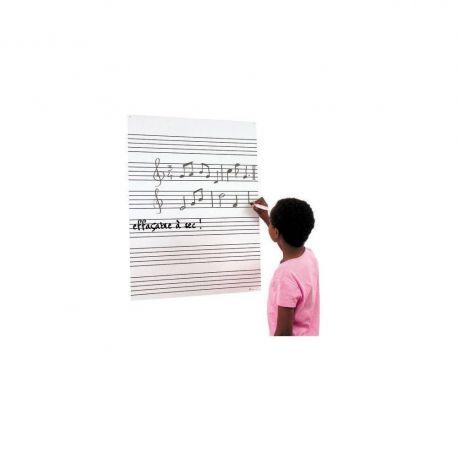Tableau musique 59,5 x 86 cm