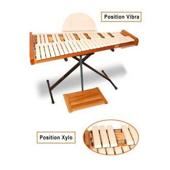 Xyva fibre 3,5 octaves avec stand et pédalier