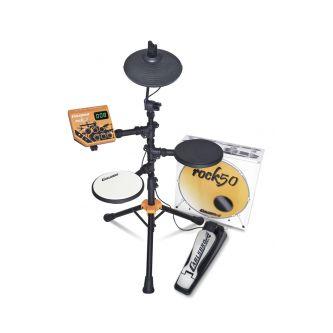 Kit de batterie électronique junior Rock50