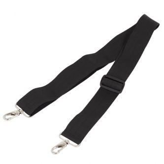 Sangle 2 crochets fermés - Noir
