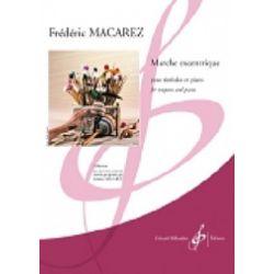 MACAREZ Frédéric : Marche excentrique