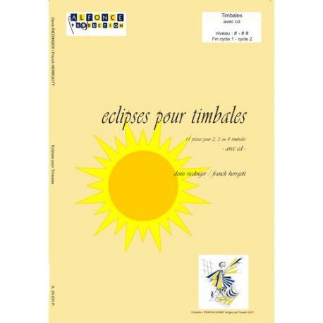 RIEDINGER D. et HERRGOTT F. : Eclipses pour timbales