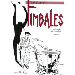 GEOFFROY Jean : Timbales