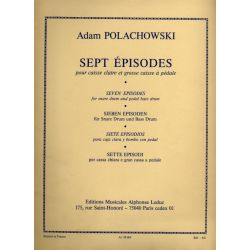 POLACHOWSKI Adam : Sept épisodes