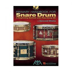 WHALEY Garwood : Primary handbook for Snare Drum