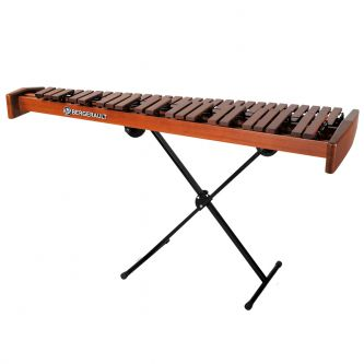 """Xylophone """"Performer"""" 4 octaves Table Top sur stand X"""