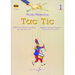 MARTYNCIOW Nicolas : Tac Tic Vol. 1
