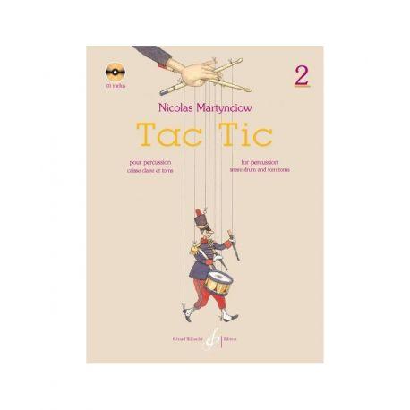 MARTYNCIOW Nicolas : Tac Tic Vol. 2